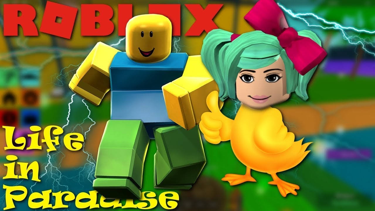 We have ADMIN COMMANDS! Roblox Life in Paradise