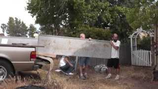 How To Install Granite Countertops On A Budget - Part 2 - Transport & Purchase