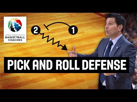 Pick and Roll Defense - Mike Longabardi Cleveland Cavaliers - Basketball Fundamentals