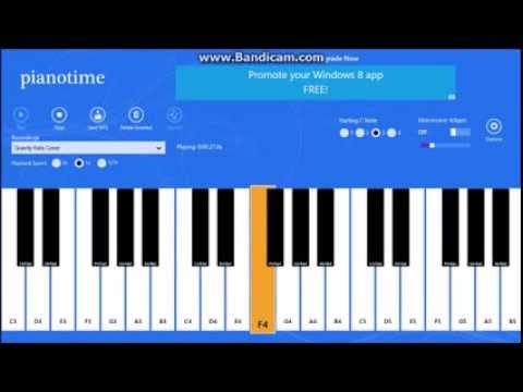 piano tutorial for beginners pdf