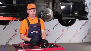 Watch the video guide on CHRYSLER VOYAGER Master Cylinder replacement
