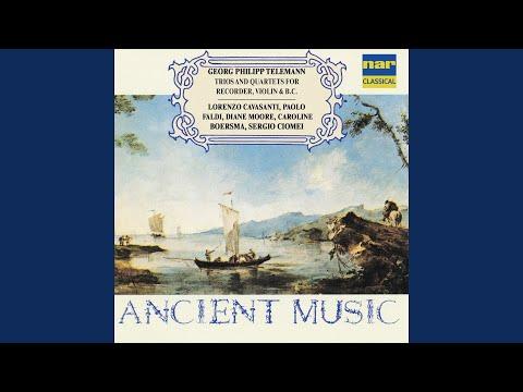 Trio Sonata in C Minor, TWV 42:c2: I. Largo