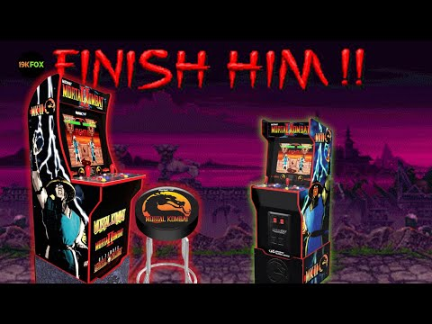 MK Cab Finishes Midway Legacy!? from 19kfox