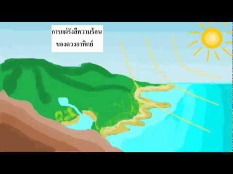 601 วัฏจักรของน้ำ (water cycle)