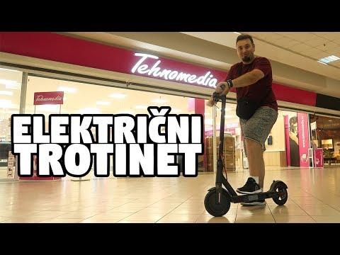Električni trotinet