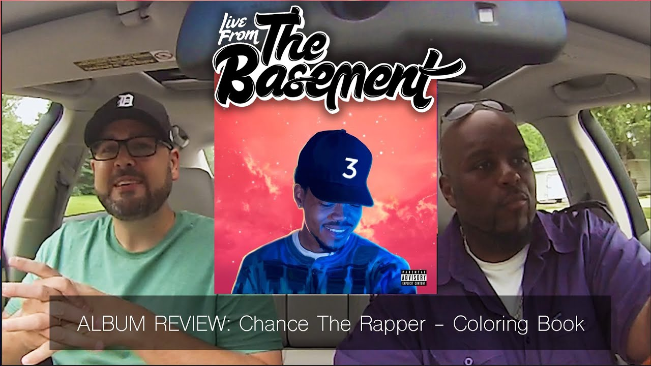 chance the rapper coloring book album review live from the