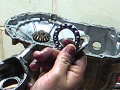 Hydro-Gear Transaxle/ Transmisson Disassembly and Diagnosis