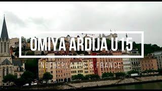 Omiya Ardija U15, Netherlands and France 2019