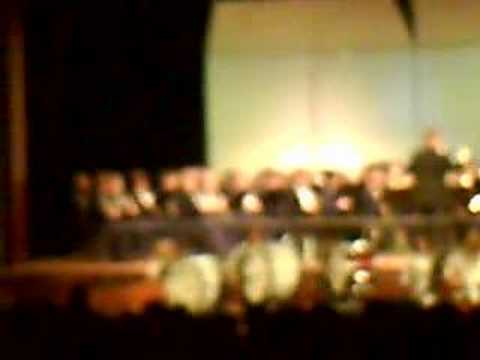 my school band  :  Dover High School Band