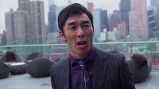 Takuma Sato NYC Media Tour