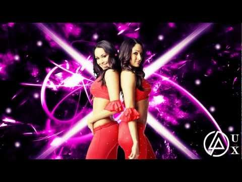 The Bella Twins 1st WWE Theme -