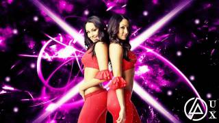 "The Bella Twins 1st WWE Theme - ""Feel My Body"" (WWE Edit) [Download + Arena]"
