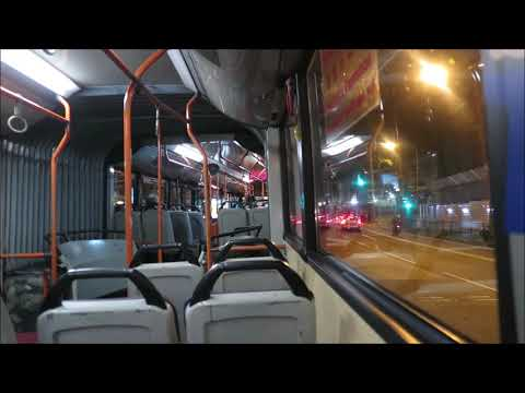 SMRT: TIB1203H Kickdowns (Service 912B) - MB O405G Hispano Habit