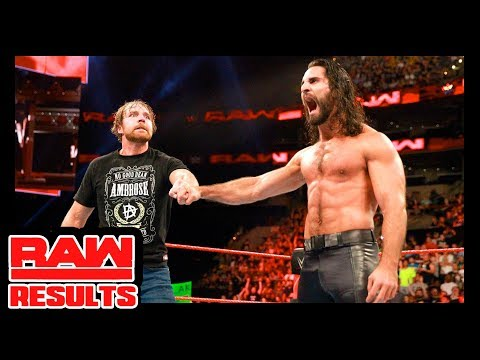 HUGE LAST RAW BEFORE SUMMERSLAM 2017! WWE Raw Review & Results (Going in Raw Podcast Ep. 272)