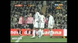 Real Madrid Vs Athletic Bilbao La Liga 03/04 Part 3/7