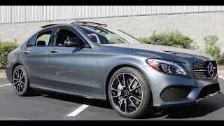 2017 Mercedes-AMG C43 Technical Review