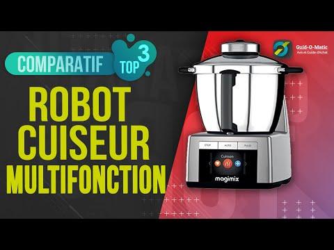 meilleur robot multifonction cuiseur