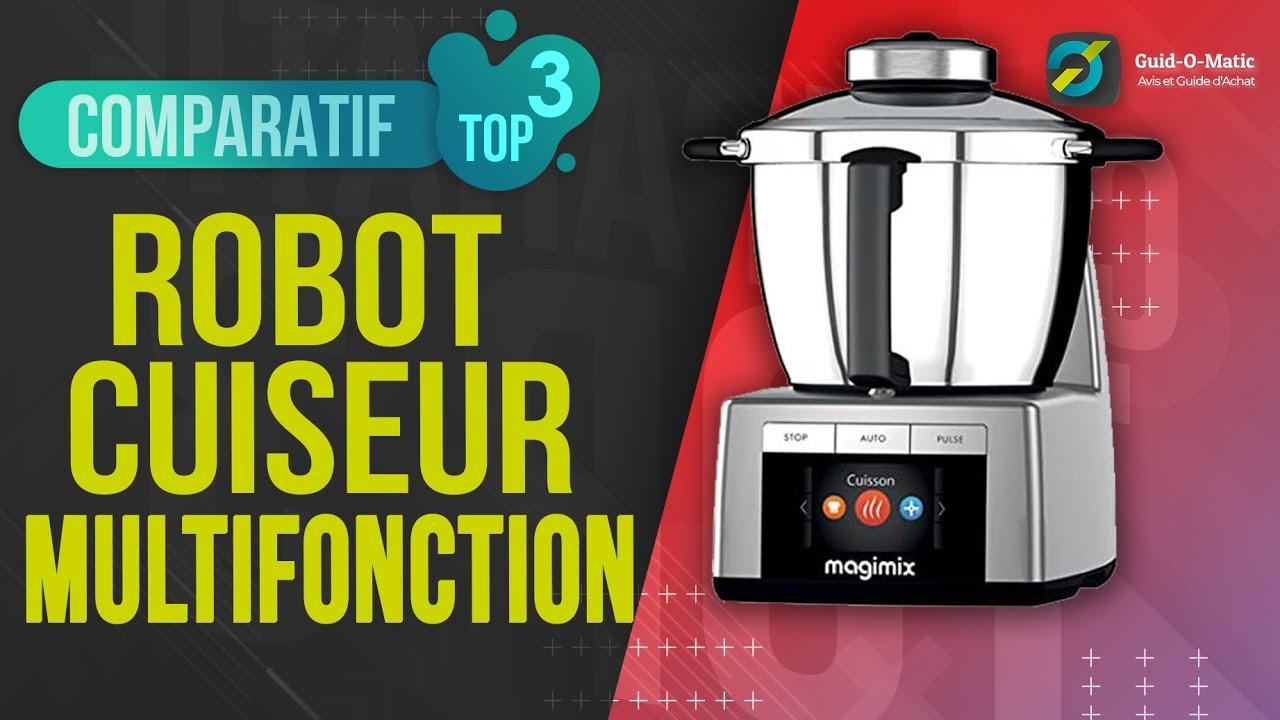 meilleur robot cuiseur multifonction 2020 comparatif avis