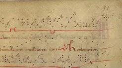 Organum 'Jubilemus, exsultemus' (Saint-Martial de Limoges, s.XII)