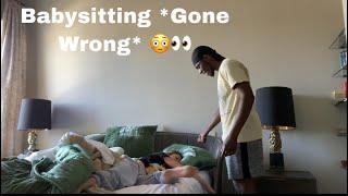 Babysitting Sarah Dorothy Little *Gone wrong*/ Vlog