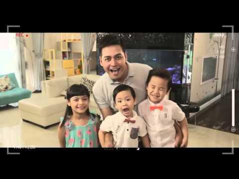 Phan Bo Cùng Bố Phan Anh & 2 Em Trai