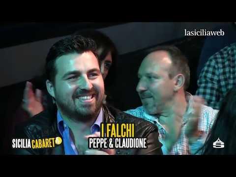 Sicilia Cabaret 19° Puntata (III Edizione) - I FALCHI Claudione e Peppino