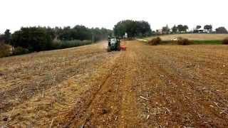 Semina su sodo Grano Duro 2015