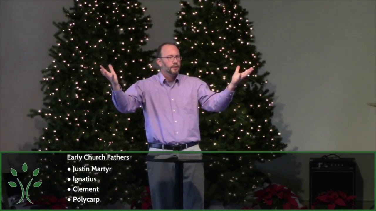 Making All Things New (Message 12/27/20)
