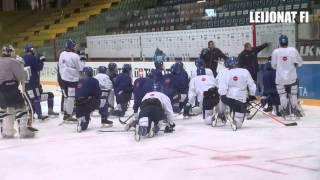 MM-treenit: Kähkönen & Vehviläinen // U18 MM2014
