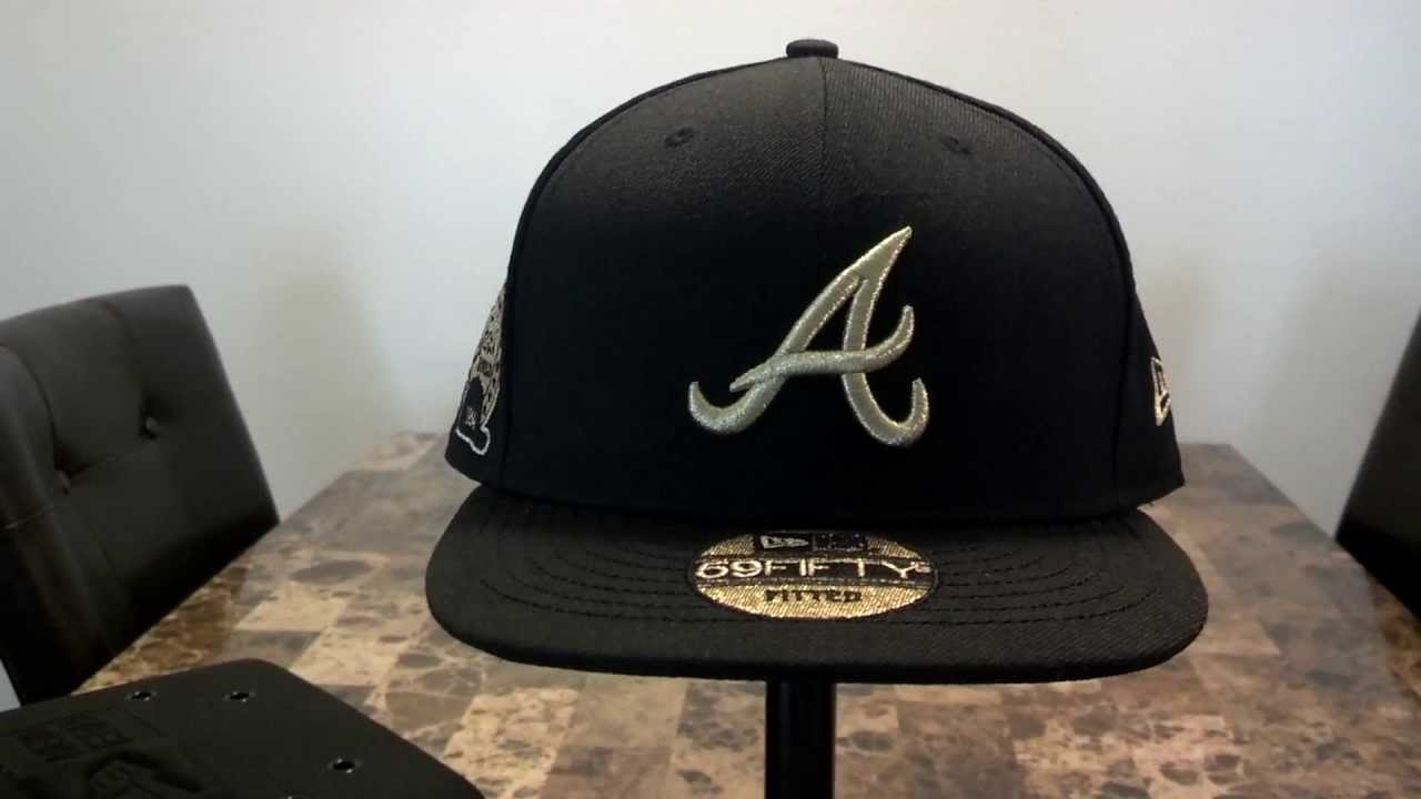 Atlanta Braves New Era 59th Anniversary Exclusive Fitted Cap