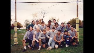 1994 Lake Erie Exiles Rugby Game and After Game Party