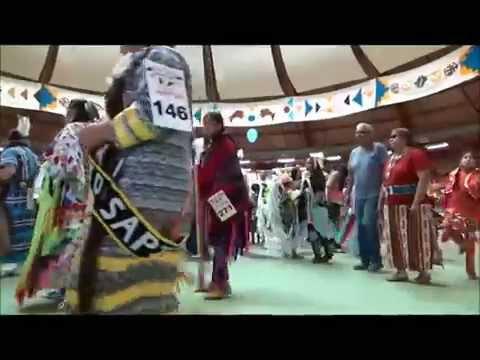 Siksika Pow Wow Day 2 Intertribal Dance