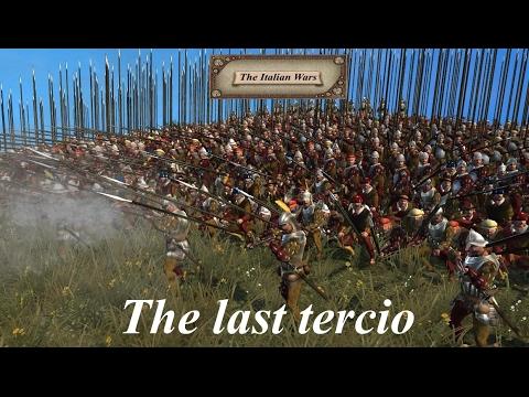 The last tercio - Italian Wars v.5.0 Battle beta - Medieval II Total War