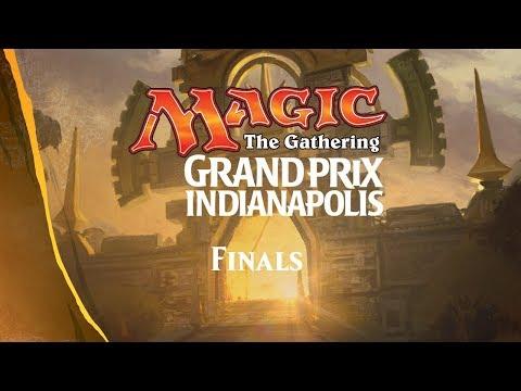 Grand Prix Indianapolis 2018 (Team Draft) Finals