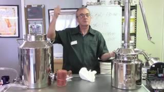 Pot versus reflux and more