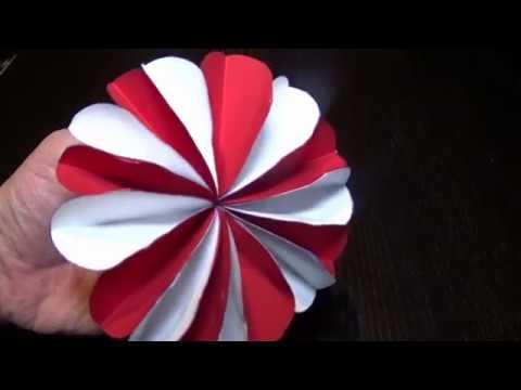 Diy Einfache Papierblume Basteln How To Make Easy Beautiful Paper Flower