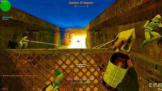 Counter-Strike: Zombie Escape Mod -  ze_egypt_pro_dg
