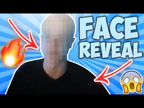 FACE REVEAL - Let's play together!