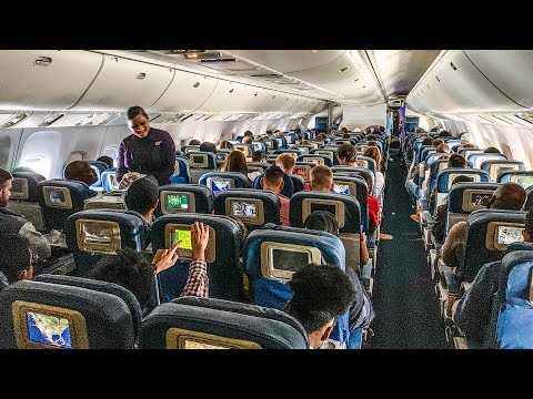 The Delta Air Lines 767-400ER experience (SAN-ATL)