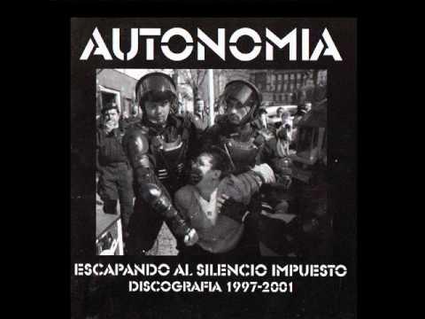AUTONOMIA - Escapando al silencio impuesto (Álbum completo)