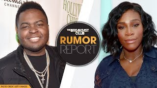 Sean Kingston Claims He Dated Serena Williams