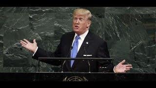 UN-VOLLVERSAMMLUNG: Feuer frei für Donald Trump in New York