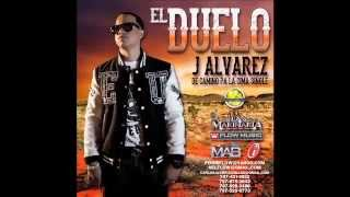 J Alvarez - El Duelo [Official Audio]