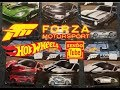 Hot wheels 2017 Forza motorsport full set review recenzia na set