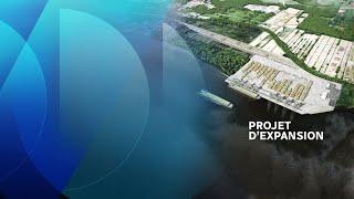 Une étape de plus vers l'expansion du port de Montréal