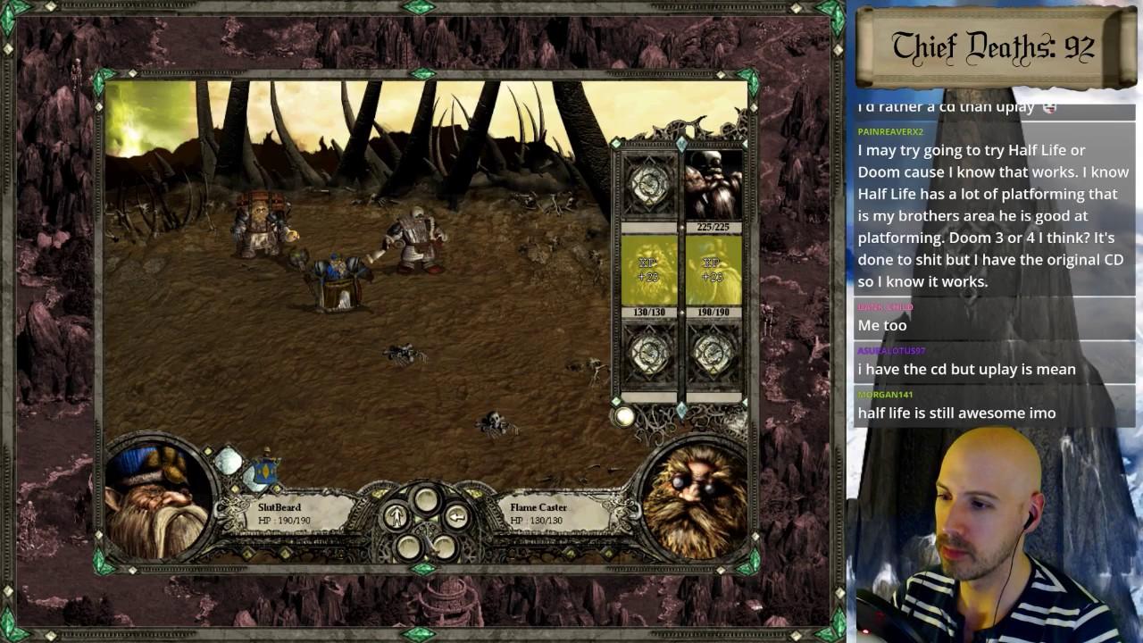 Download Disciples 2 - Rod Planter Challenge   Mountain Clans (live stream) Part 6
