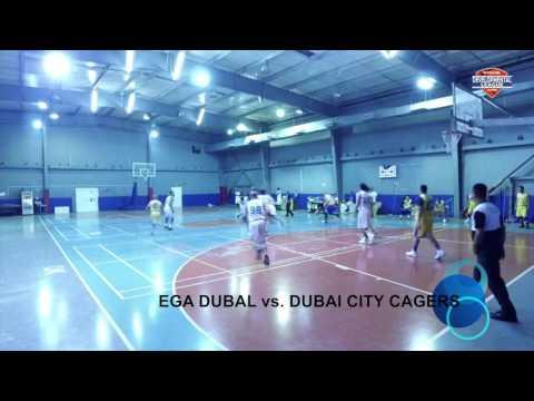 EGA DUBAL vs. DUBAI CITY CAGERS