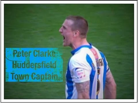 Peter Clarke | Huddersfield Town Captain | Rock Solid CB