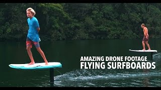 FLYING SURFBOARDS!