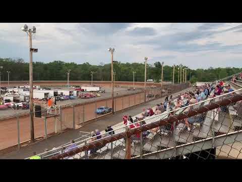 Eric Johnson Memorial - Hagerstown Speedway Heat Race